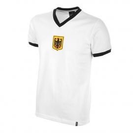 Duitsland Retro voetbalshirt jaren '70