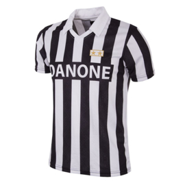 Juventus FC 1992-93 Retro Football shirt Coppa UEFA