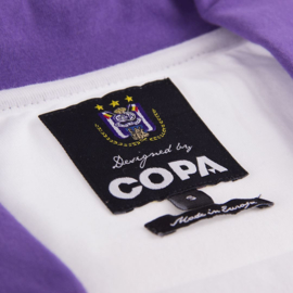 RSC Anderlecht Retro Voetbalshirt 1962-63