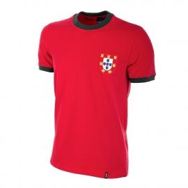 Portugal Retro voetbalshirt jaren '60