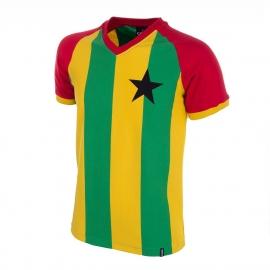 Ghana Retro voetbalshirt jaren '80