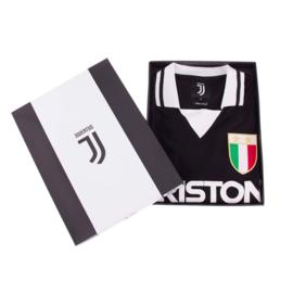 Juventus FC Retro Voetbalshirt 1986-87 uitshirt