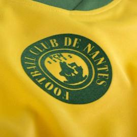 FC Nantes 1978-79 Retro Voetbalshirt