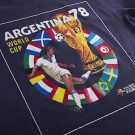 PANINI HERITAGE FIFA WORLD CUP 1978 T-SHIRT