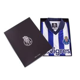 FC Porto Retro Voetbalshirt 2002