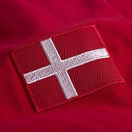 Denemarken Retro voetbalshirt jaren '70