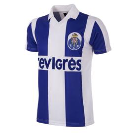 FC Porto Retro Voetbalshirt 1986 / 87