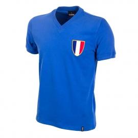 Frankrijk Retro voetbalshirt Olympische Spelen 1968