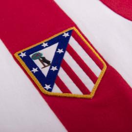 Atletico Madrid Retro Voetbalshirt 1985-86