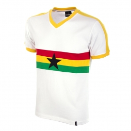 Ghana Retro Football Shirt 1980's