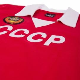 Sovjet-Unie Retro voetbalshirt jaren '80