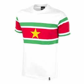 Surinam Retro Football Shirt 1980's