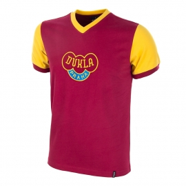 Dukla Prague Retro Football Shirt 1960's