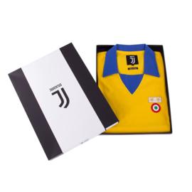 Juventus FC 1983-84 Retro Football shirt Coppa UEFA
