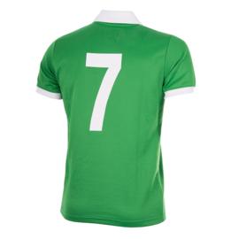 George Best Noord Ierland Retro Voetbalshirt 1977