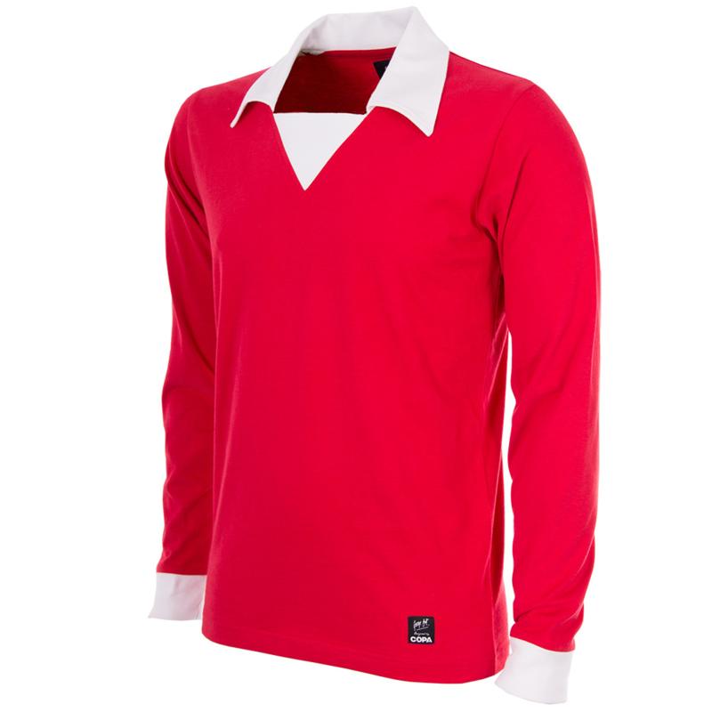 George Best Man Utd Retro Voetbalshirt '70