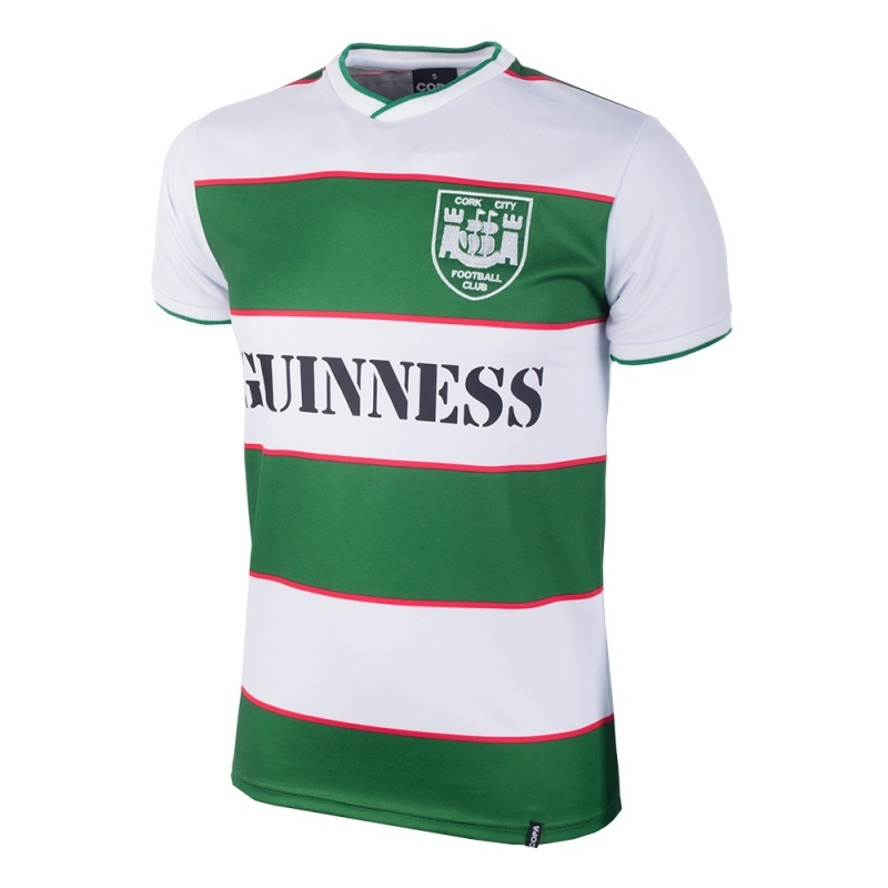 Cork City Retro voetbalshirt 1984