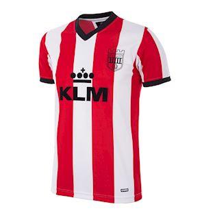 Brentford FC 1985-86 Retro Voetbalshirt
