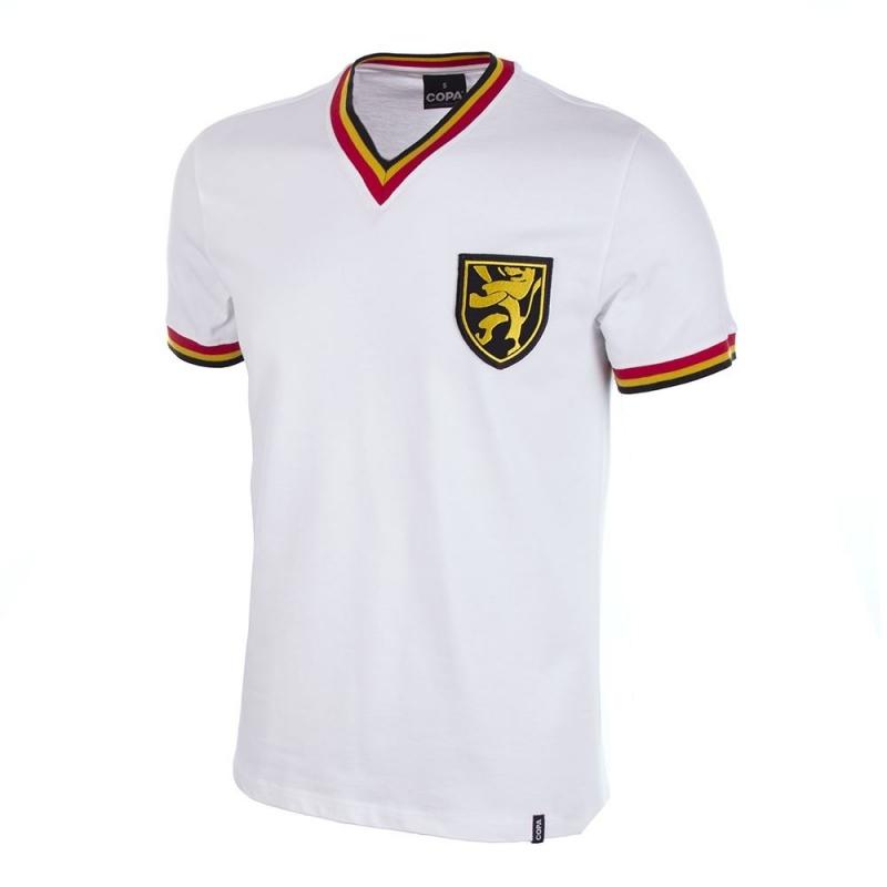 Retro Fussball Trikot Belgien '70