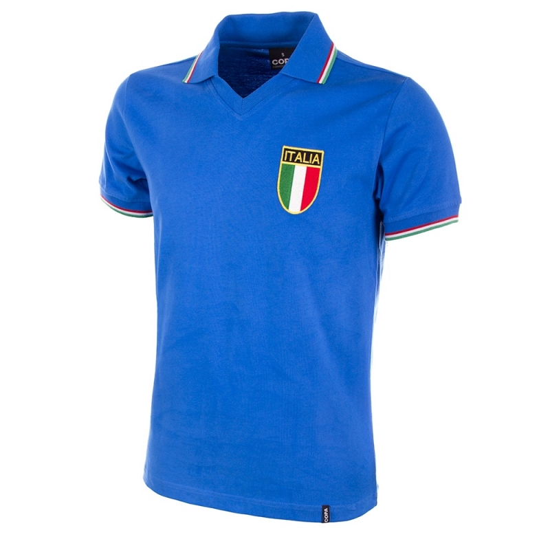 Italië Retro voetbalshirt WK 1982