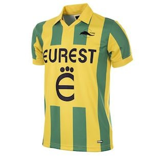 FC Nantes 1994-95 Retro Voetbalshirt