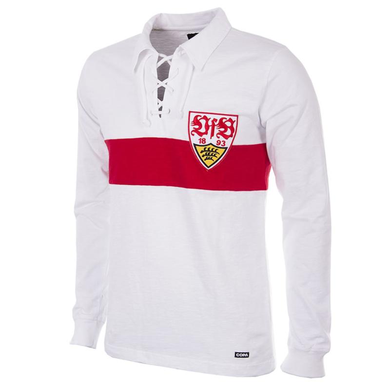 Retro Fussball Trikot VFB Stuttgart 1958-59