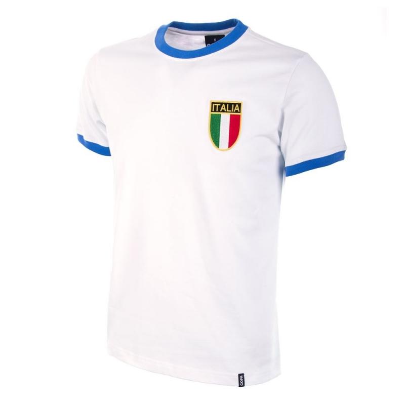 Italië Retro voetbalshirt jaren '60