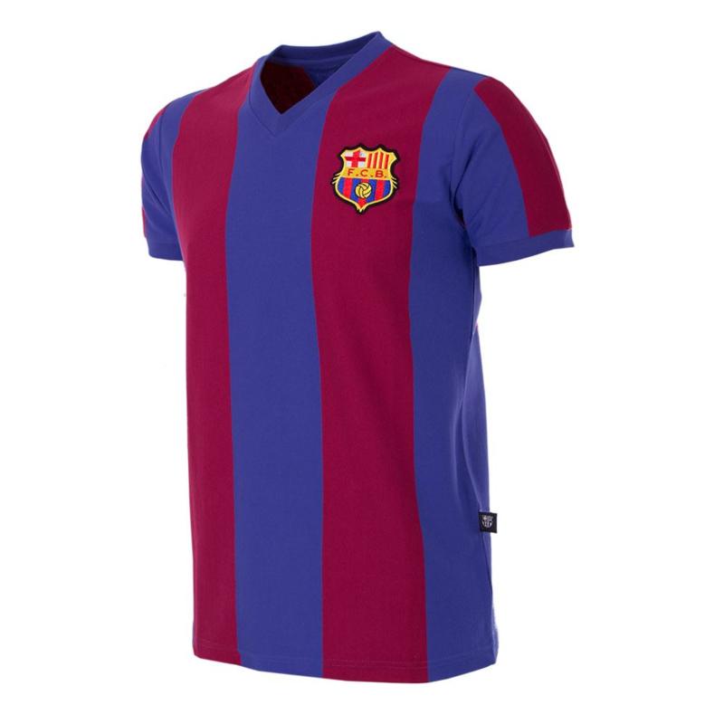 Barcelona Retro Voetbalshirt 1976