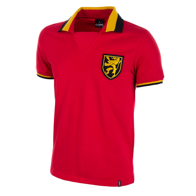 Belgium Retro Football Shirt 1960's