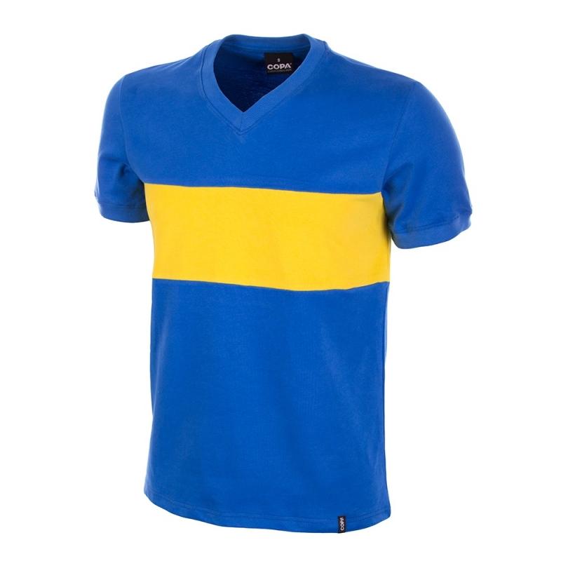 Retro Fussball Trikot Boca Juniors '60