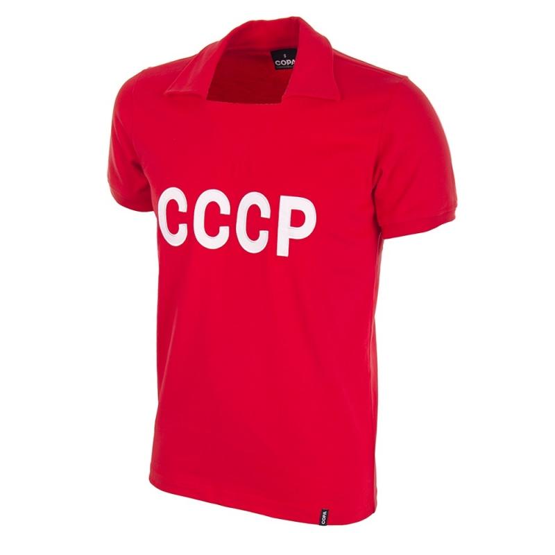 Retro Fussball Trikot Sowjetunion 1960