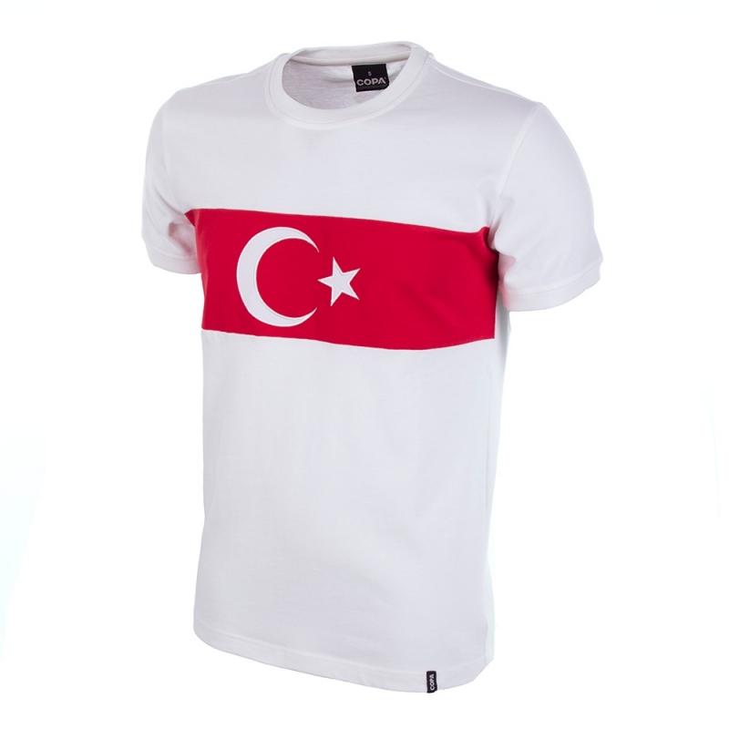 Retro Fussball Trikot Türkei '70