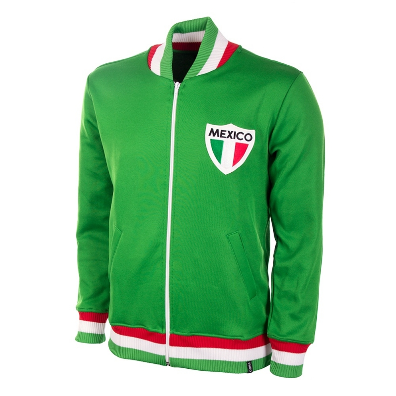 Mexico Retro Football Jacket 1970's