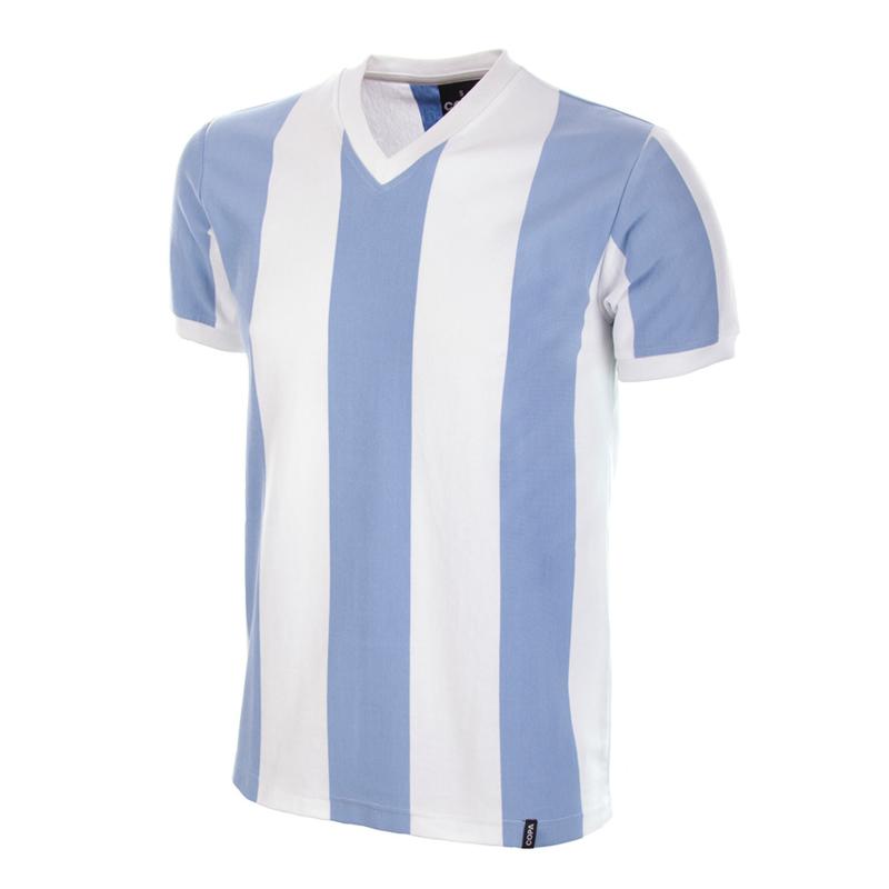 Argentinië Retro voetbalshirt jaren '60