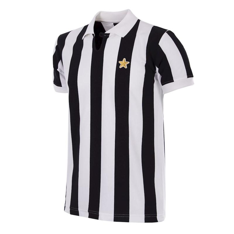 Juventus FC 1976-77 Retro Football shirt home