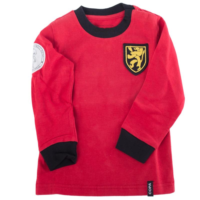 België Baby voetbalshirt
