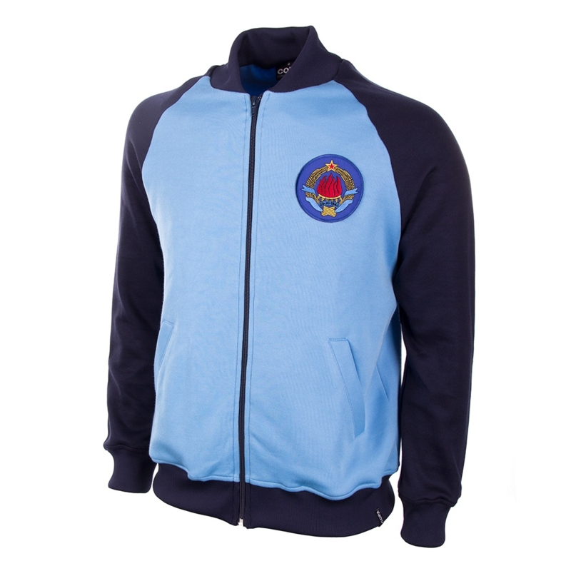 Jugoslavia Retro Football Jacket 1980's