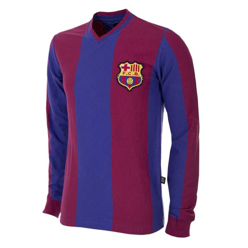 Retro Fussball Trikot FC Barcelona 1916 / 17