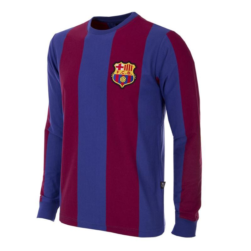 Barcelona Retro Voetbalshirt 1973 - 74