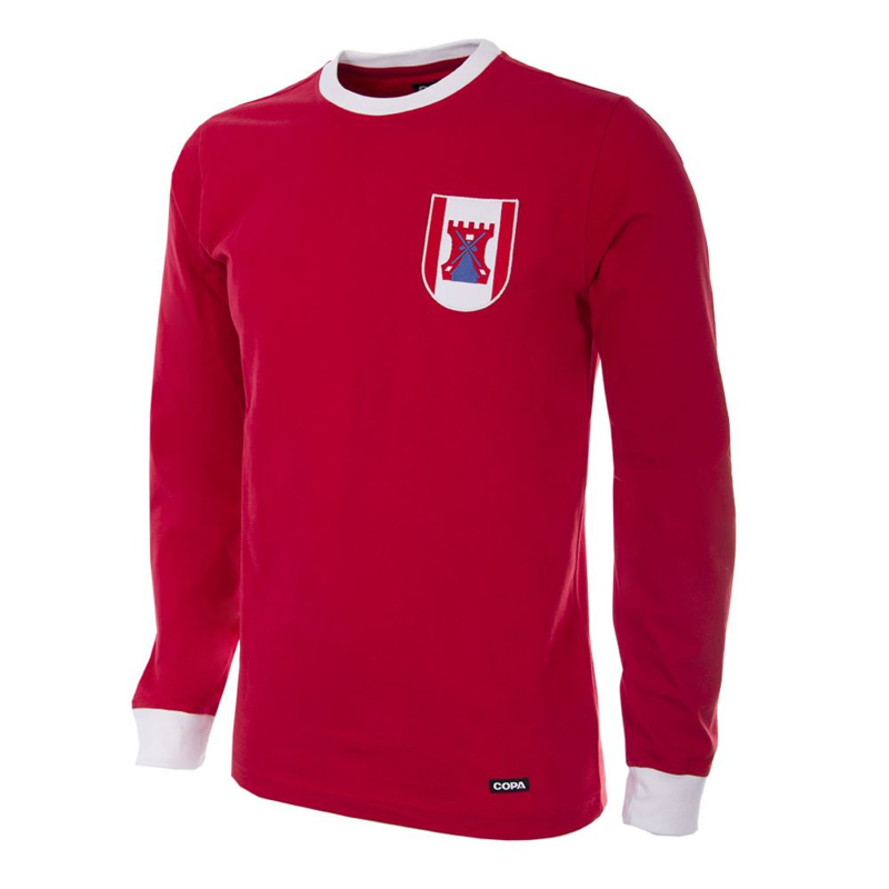 AZ 1967 Retro Voetbalshirt lange mouw