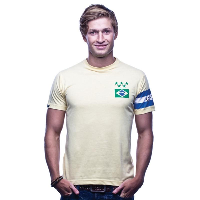 Brazilië Aanvoerder T-shirt