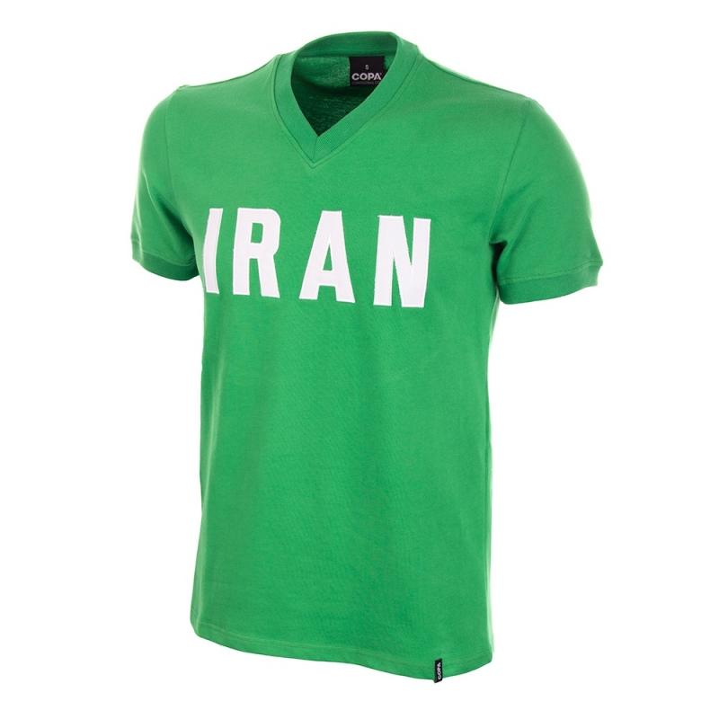 Iran Retro voetbalshirt jaren '70