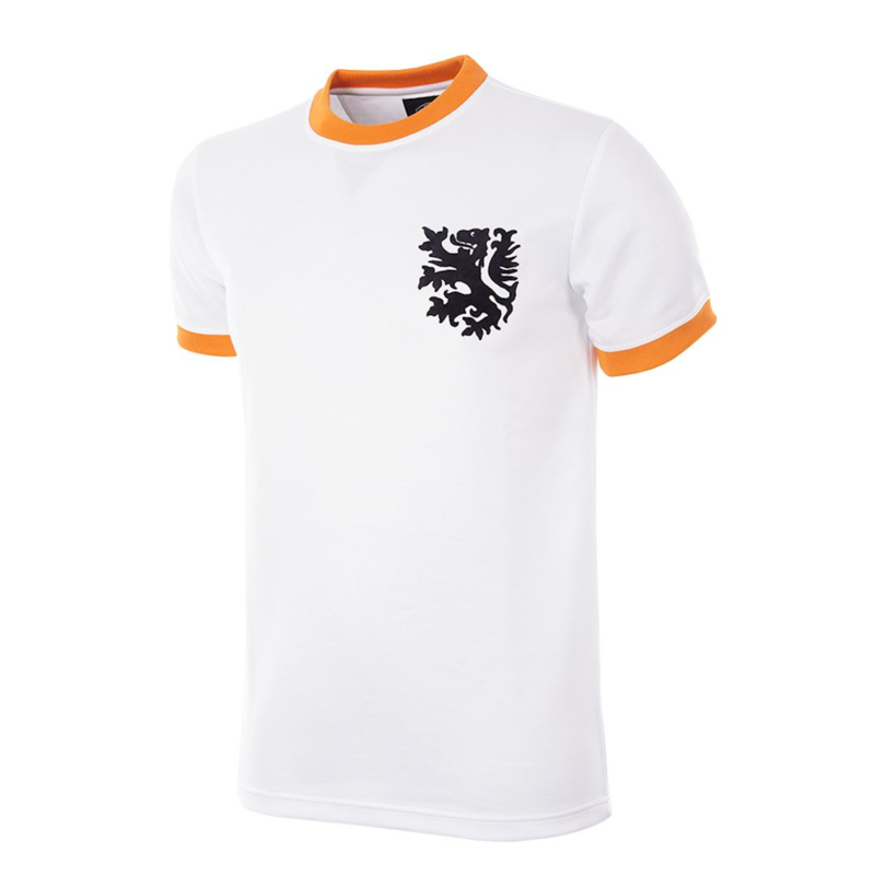 Nederland Retro Voetbalshirt WK 1978 uitshirt