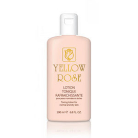 Yellow Rose - Lotion Tonique Rafraichissante - normaal / droge huid