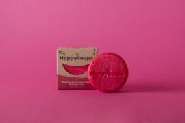 HappySoaps - Cinnamon Roll Shampoo Bar / droog, slap, dun, beschadigd haar