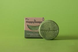 HappySoaps - Aloë You Vera Much Shampoo Bar  / beschadigd, normaal, vet haar