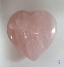 Rozenkwarts hart - nr. 9