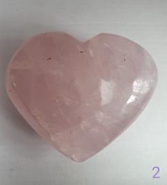 Rozenkwarts hart - nr. 2