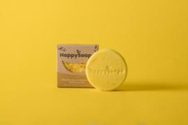 HappySoaps - Chamomile Down & Carry On Shampoo Bar / Blond, geïrriteerde hoofdhuid