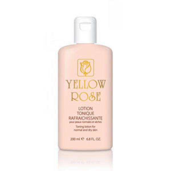 Yellow Rose - Lotion Tonique Rafraichissante - normaal / droge huid